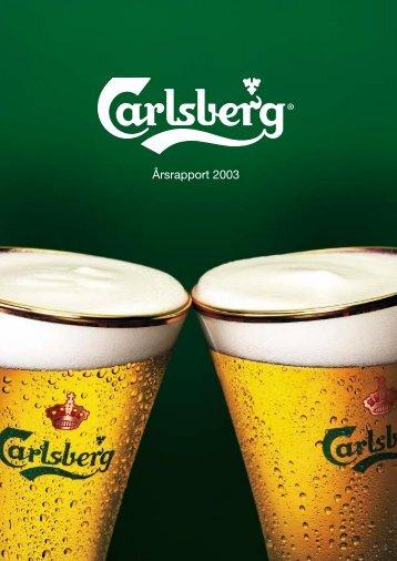 Årsrapport 2003 - Carlsberg Group