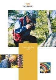 Årsredovisning 1996 - Trelleborg