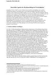 Steuerliche Aspekte der Rechtsnachfolge bei ... - Eurolawyer.at