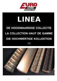 collectie LINEA (1) - Eurolijsten