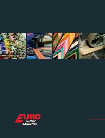 Klik hier om de catalogus 2009 te bekijken Cliquez ici ... - Eurolijsten