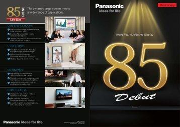 The dynamic large screen meets a wide range of ... - Eurolink