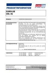 EUROLUB 834015