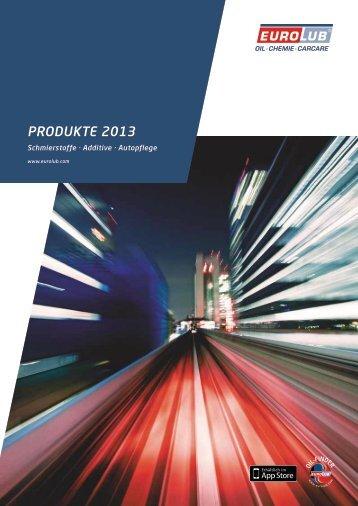 Katalog als PDF zum Download - Eurolub