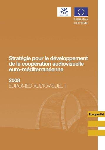 euro-méditerranéenne - Euromed Audiovisuel