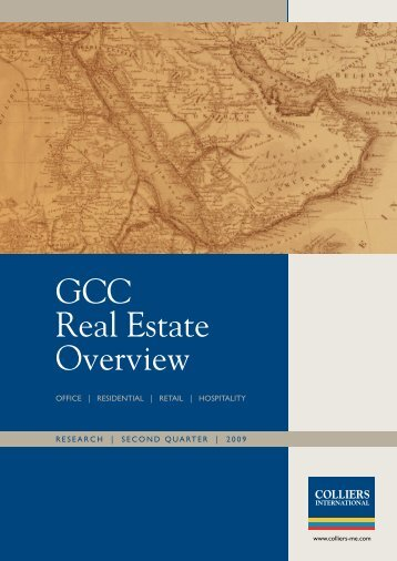 GCC Real Estate Overview - Euromoney Conferences