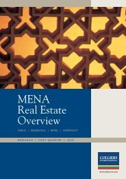 MENA Real Estate Overview - Euromoney Conferences