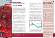 Mini - idroelettrico a magneti permanenti - Ansaldo Sistemi Industriali