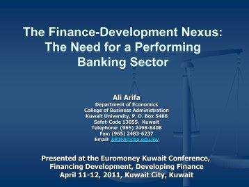 KBA Workshop - Euromoney Conferences
