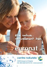 Brochure Euronat