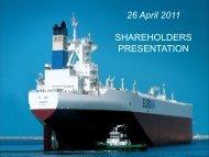 Presentation AGM 2011 - Euronav.com