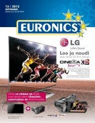 Loo ja naudi - Euronics