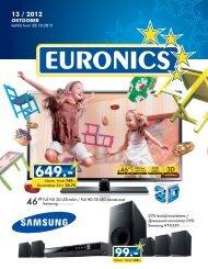 "46"" 200 Hz 3D - Euronics"