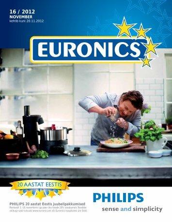 NOVEMBER - Euronics
