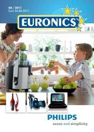 08 / 2011 kuni 26.06.2011 - Euronics