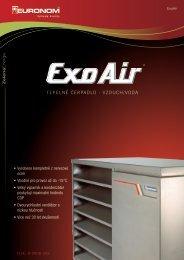 ExoAir - Tepelná čerpadla EURONOM