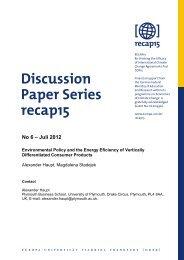 No 6 – Juli 2012 - European University Viadrina Frankfurt (Oder)