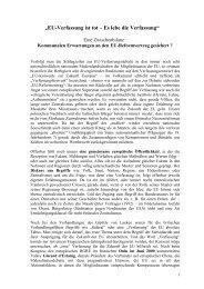 """""""EU-Verfassung ist tot – Es lebe die Verfassung"""" - Europa-Union ..."""