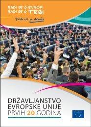 Državljanstvo EU brošura
