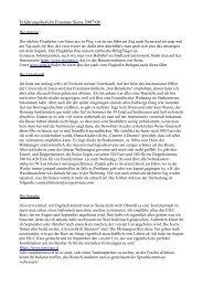Erfahrungsbericht Erasmus Siena 2007/08