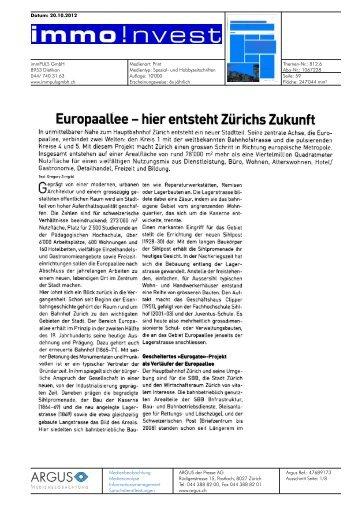 Immo Invest 1 von 20.10.12, 4153 KB - Europaallee