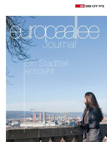 Europaallee-Journal_2/2010, 12 S., 1.12 MB