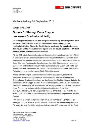 PDF (2876 KB) - Europaallee