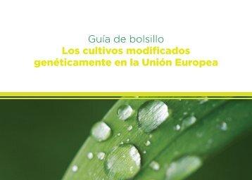 Guía de bolsillo Los cultivos modificados ... - Europabio