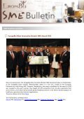 To continue reading the EuropaBio SME Newsletter Issue 4 - Page 7