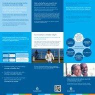 EuropaColon Prevention Leaflet