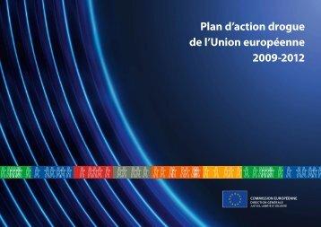 Plan d'action drogue de l'Union européenne 2009-2012