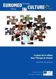 Livre 2 - Réseau EUROMEDINCULTURE(s)