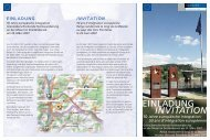 EINLADUNG INVITATION - Europaforum Luxembourg