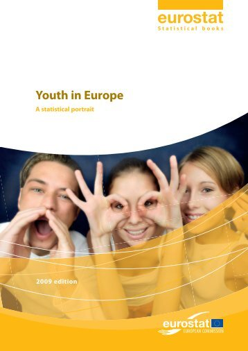 Youth in Europe — A statistical portrait - Eurostat - Europa