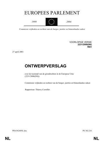 NL - European Parliament - Europa