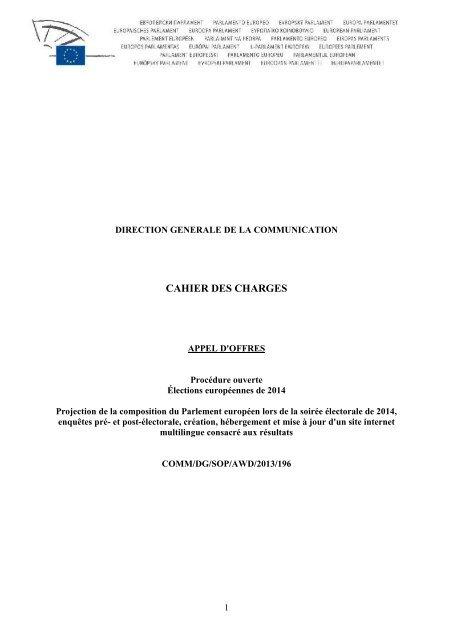 Modele De Lettre D Invitation A Soumissionner