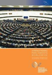 Strengthening Parliaments worldwide - Europa