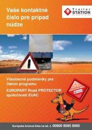 Membership_Trailer_SK.qxp:Layout 1 - EUROPART - europart.de
