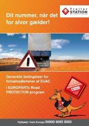 Membership_Trailer_DK.qxp:Layout 1 - EUROPART - europart.de