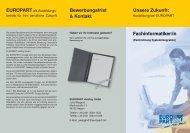 Fachinformatiker/in / Systemintegration
