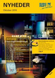 NYHEDER - EUROPART - europart.de