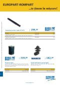EUROPART-ROMPART WH ܊LQHP vQ PL܈FDUH - Page 5