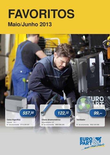Maio/Junho 2013 - EUROPART - europart.de