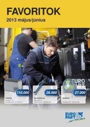 FAVORITOK - EUROPART - europart.de