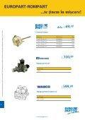 Articole Favorite - EUROPART - europart.de - Page 3