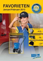 Januari/Februari 2013 - EUROPART - europart.de