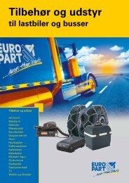 Tilbehør og udstyr - EUROPART - europart.de