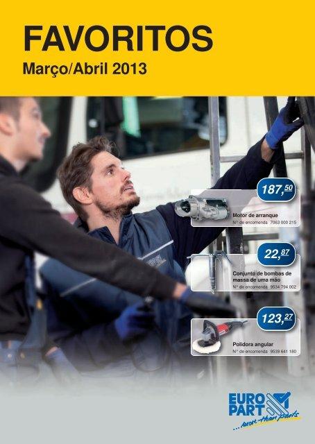 Maart/April 2013 - EUROPART - europart.de