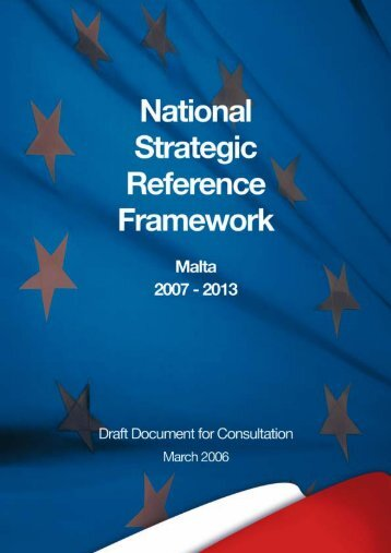National Strategic Reference Framework