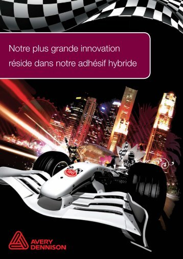 402500003 Technical brochure_v4_ALT_FR.indd - Avery Dennison ...